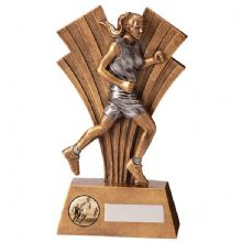 Xplode Female  Running Trophy